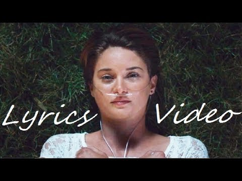 The Fault In Our Stars - Augustus' letter (video + lyrics)