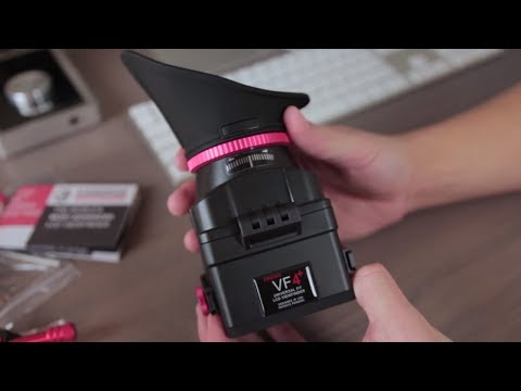 VF4 Plus Viewfinder by Kamerar - Unboxing and Review