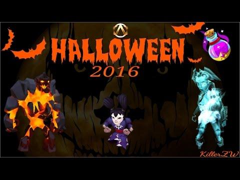 Arcane Legends - Halloween Event 2016 [Is Coming] !!