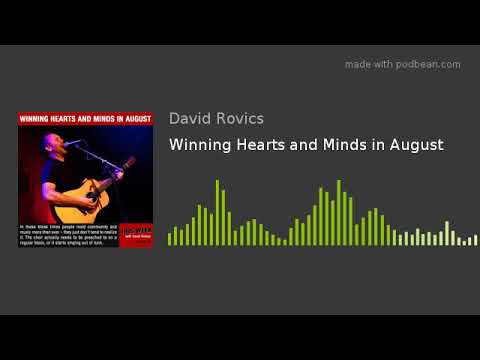 Winning Hearts and Minds in August | Dissident Voice