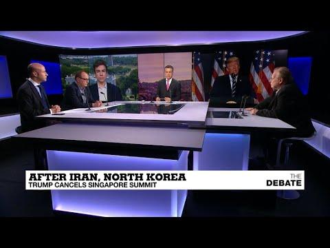 After Iran, North Korea: Trump scraps summit while Macron visits Putin