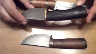 Ножи охотничьи с выставки охота и рыболовство н