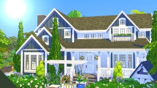 perfect family home 👨👨👦 ~ the sims 4 speed build
