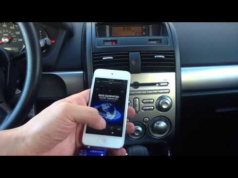Music Transmitter for iPhone 5