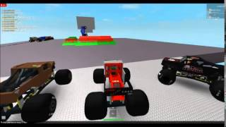 ROBLOX Monster Jam BASKETBALL? - Part 1