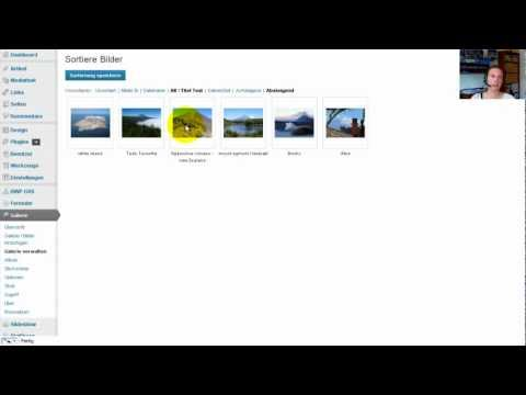 NextGEN Gallery WordPress Plugin – Teil 2