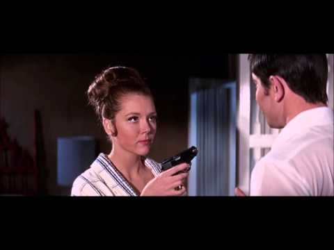 10. On Her Majesty's Secret Service Commentary