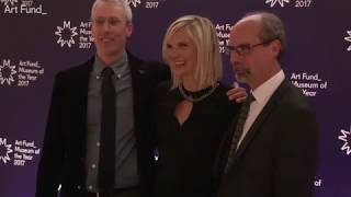 Art Fund Museum of the Year ceremony 2017