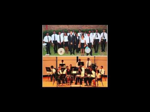 William M. Raines high school band 2013-2017