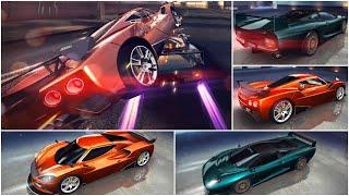 Download Asphalt 8, Jaguar XJ220S Vs Arash AF10, MULTIPLAYER Battle MP3 song and Music Video