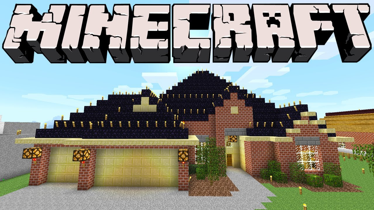 Minecraft Bedroom In Real Life Minecraft My Real Life House Youtube