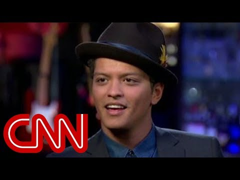 Bruno Mars On Family