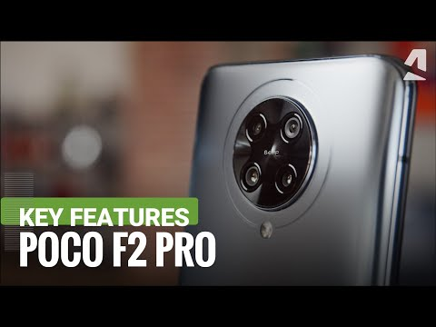 Poco F2 Pro hands-on and key features