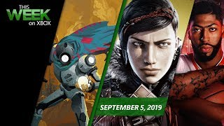 HUGE Launches This Week! Gears 5, NBA 2K20, and Monster Hunter World: Iceborne