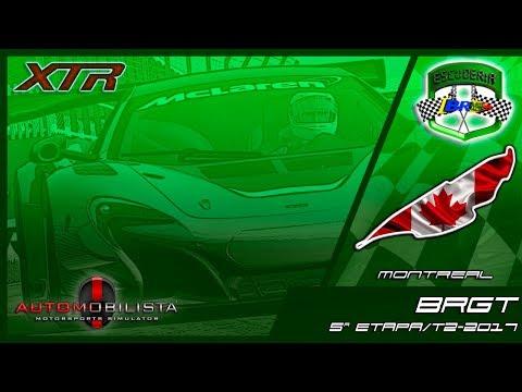 Brasil Race GT @ Montreal - 5ª Etapa T2/2017