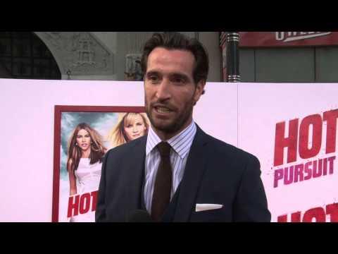 Hot Pursuit: Matthew Del Negro Exclusive Red Carpet