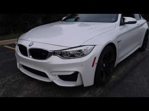 BMW M4 (COMPETITION PACKAGE) REVIEW AND TEST DRIVE