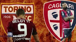 Cagliari calcio - joao pedro vs belotti