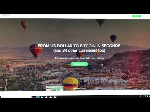 How To Buy Bitcoin - Uphold.com (Quick Tutorial) - 2018