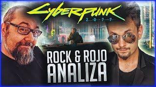 ★ Cyberpunk 2077 ► Analiza ROCK & ROJO ★