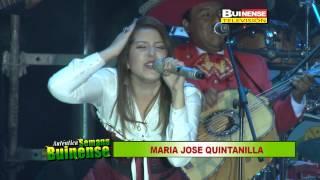 MARÍA JOSÉ QUINTANILLA  -  SEMANA BUINENSE 2014