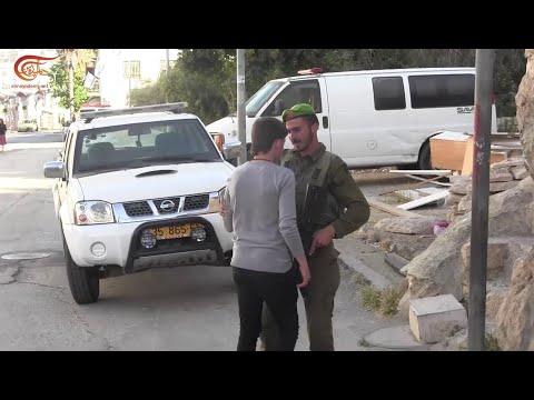 اعتداءات إسرائيلية على الفلسطينيين في الخليل