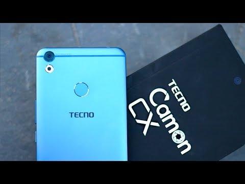 Tecno mobile Camon CX - Full Review & Unboxing _ Urdu / Hindi