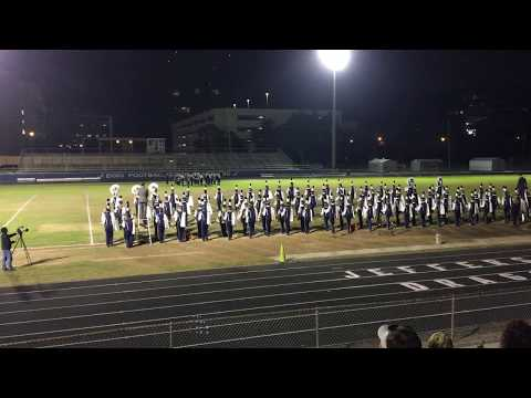 Granville High School Marching Band Field Performance Outback Bowl
