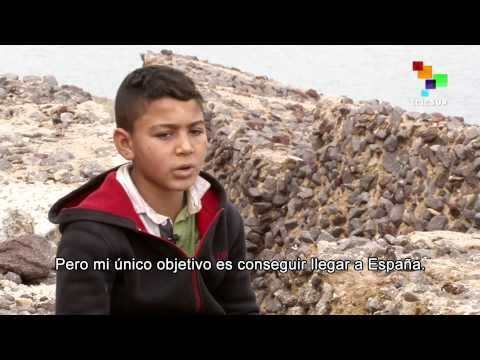 Melilla, frontera entre dos mundos - No son tuits, son historias - Telesur
