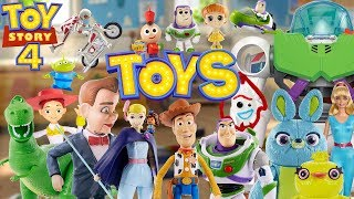 Toy Story 4 Toys - TOY HUNT!