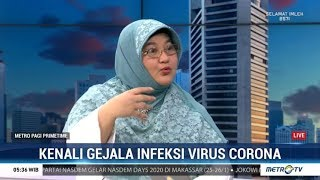 Kenali Gejala Infeksi Virus Corona