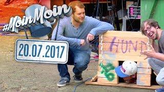 Do it yourself! - Im Kliemannsland eine Hundehütte bauen| MoinMoin mit Gunnar, Andreas & Flo