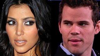 Kim Kardashian's Baby THREATENED by Kris Humphries