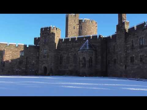 Snow Day At Peckforton Castle - January 2019