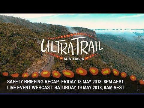 Ultratrail Australia 2018 Live Webcast