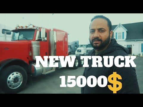 BUYING TRUCK IN CANADA