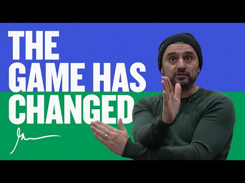 NEW RULE: Your SUCCESS Is Now Predicated on How HAPPY You Are | DailyVee 574