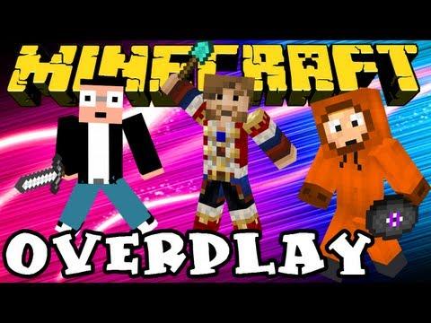Minecraft Overplay - Ep. 2 - Un projet ambitieux - Fanta, Bob et Ozy