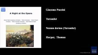 Giacomo Puccini, Turandot, Nessun dorma (Turandot)