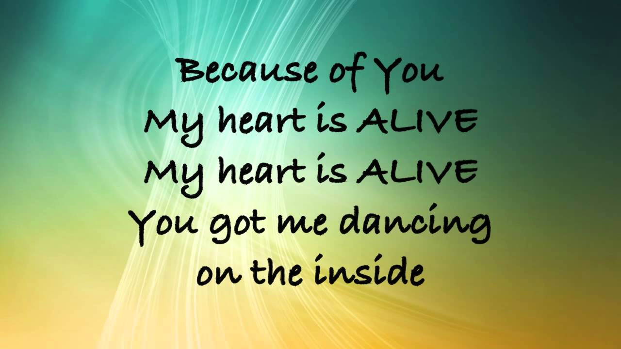 Planetshakers My Heart Is Alive With Lyrics 2014