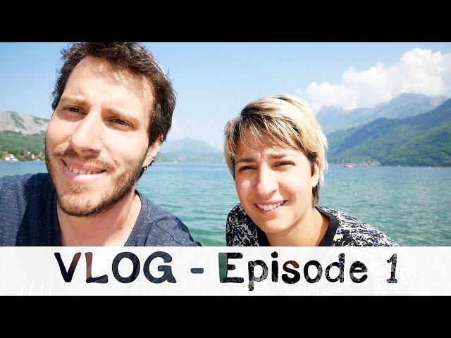 Vlog Notre Vie d'Artiste - Episode 1