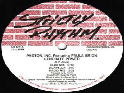 Photon inc give a little love mid 80 39 s acid house mix for Classic acid house mix 1988 to 1990 part 1