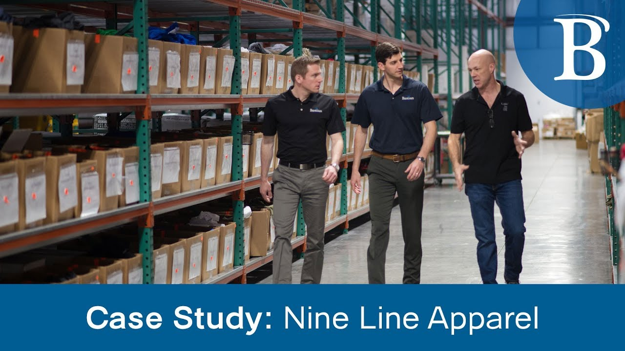 New Racking System Adds Storage Capacity & Efficiency for Nine Line
