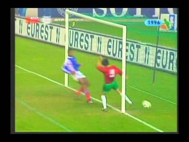 1996 (January 24) France 3-Portugal 2 (Friendly).avi