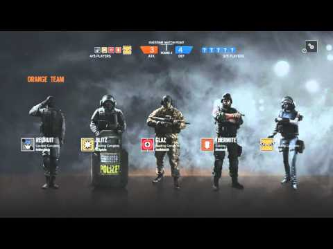 Tom Clancy's Rainbow Six : SIEGE - 1080p60HD - Commentary Walkthrough