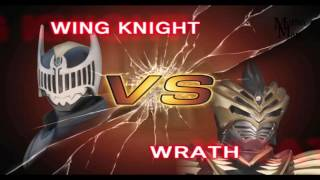 Kamen Rider Dragon Knight Wii Gameplay HD