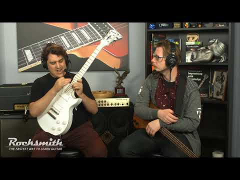 Rocksmith Remastered - Metal Mix Song Pack II - Live from Ubisoft Studio SF