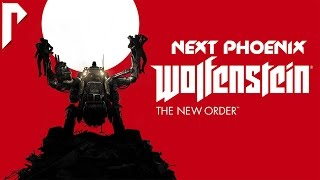 GamePlay Wolfenstein : THE NEW ORDER [HIGH-SETTINGS]