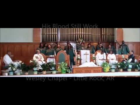 His Blood Still Works _ Vashawn Mitchell - Wesley Chapel Choir