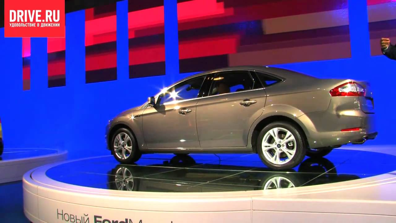 ММАС-2010: Ford Mondeo